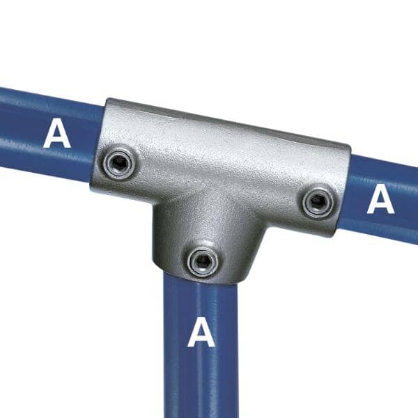 Type 88 - Three Socket Angle Tee