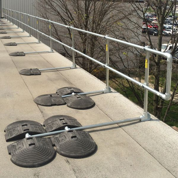 Berry Corporation Fall Protection