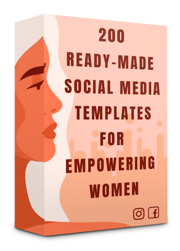 200 Empowering Women Templates For Social Media