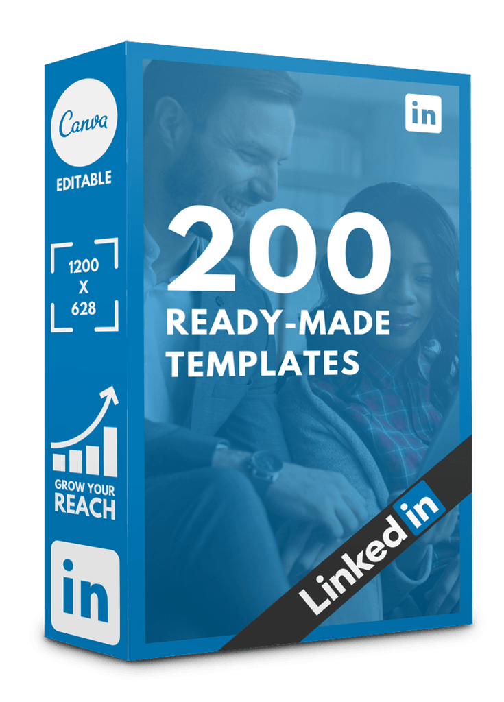 200 Templates for LinkedIn