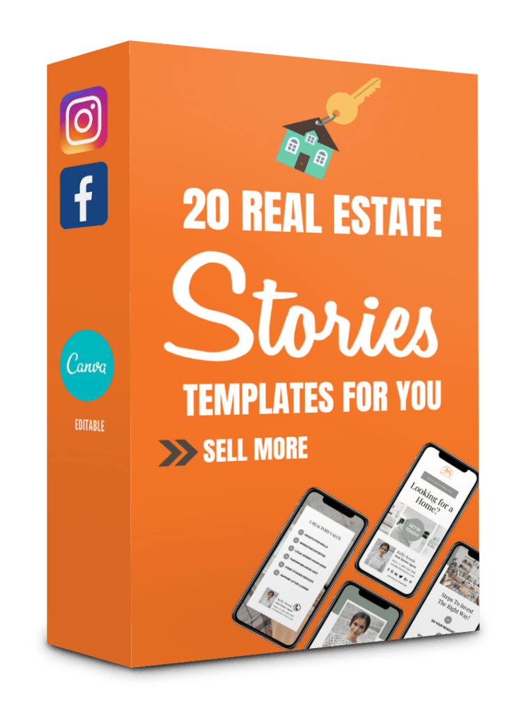 20 Real Estate Stories Templates for Instagram