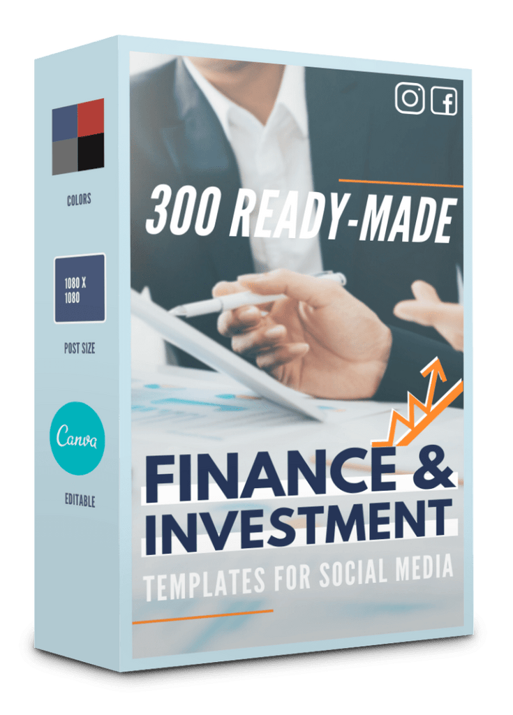 300 Finance And Investment Templates