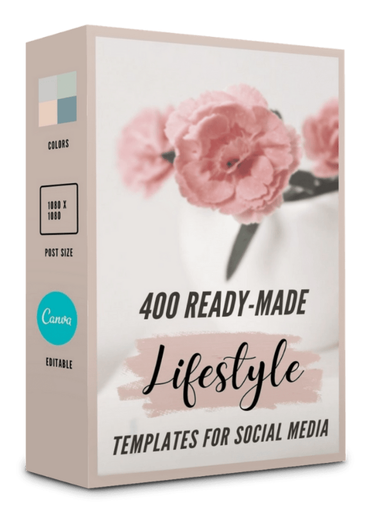 400 Lifestyle Templates