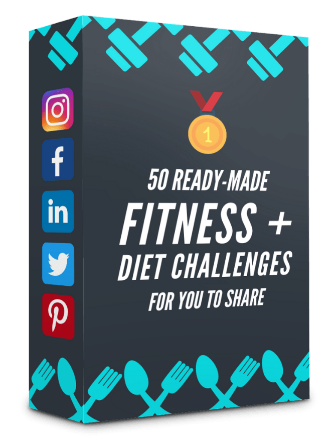 50 Fitness and nutrition challenges