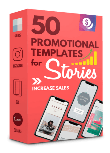 50 Sales + Promotion Templates For Stories