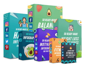 All Fitness And Nutrition Infographics - 90% OFF