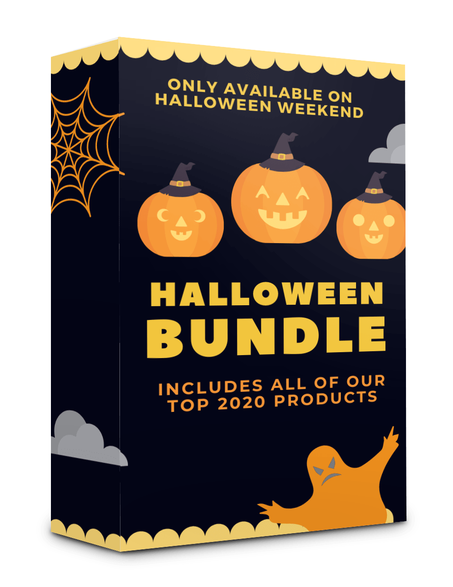 Halloween Bundle (Available Only On Halloween Weekend)