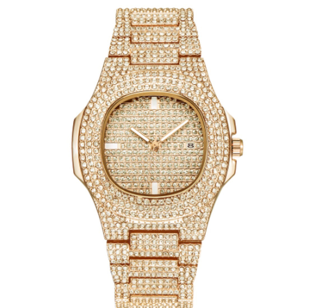 Montre Diamant dzg
