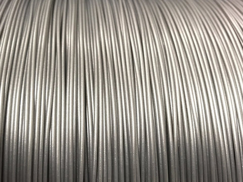 1.75mm Silver Metallic V2 Atomic Filament PLA 1kg Spool