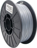 1.75 mm Metallic Silver V2 PLA Atomic Filament 1kg Spool