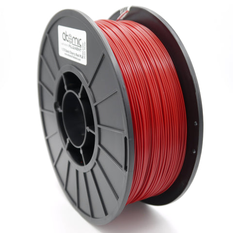 1.75mm Dark Cherry Atomic Filament PLA 1kg Spool-Filament-SeeMeCNC