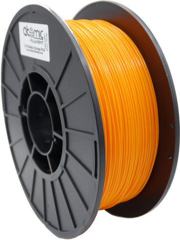 1.75mm Perfect Orange PLA 1kg Spool-Filament-SeeMeCNC
