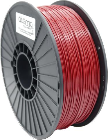 1.75 mm Dark Cherry Red ABS Atomic Filament 1kg Spool