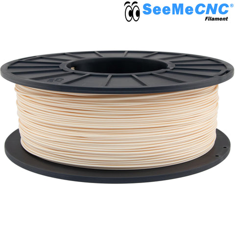 1.75 mm Cream Soda PLA 3D Printer Filament 1kg