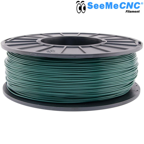1.75 mm Forest Green PLA 3D Printer Filament 1kg