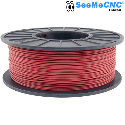 Rustic Red 1.75mm PLA 3D Printer Filament 1kg