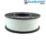 1.75 mm Arctic White ABS 3D Printer Filament