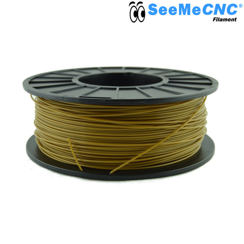 1.75 mm Gold Nugget PLA 3D Printer Filament 1kg