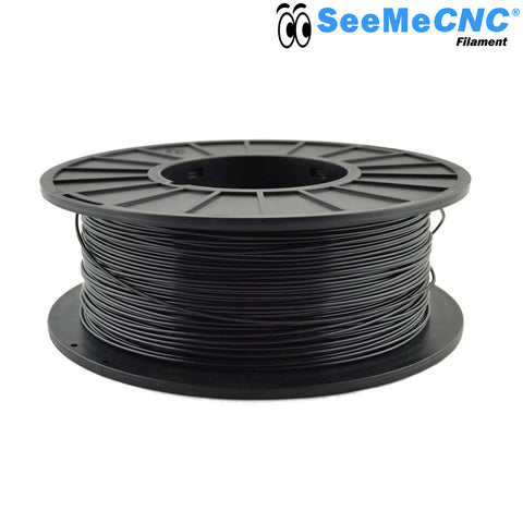 1.75 mm Midnight Black PLA 3D Printer Filament 1kg