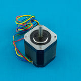 NEMA 17 Stepper Motor 76oz 2a 1.8 Deg 5mm Shaft Molex Connector