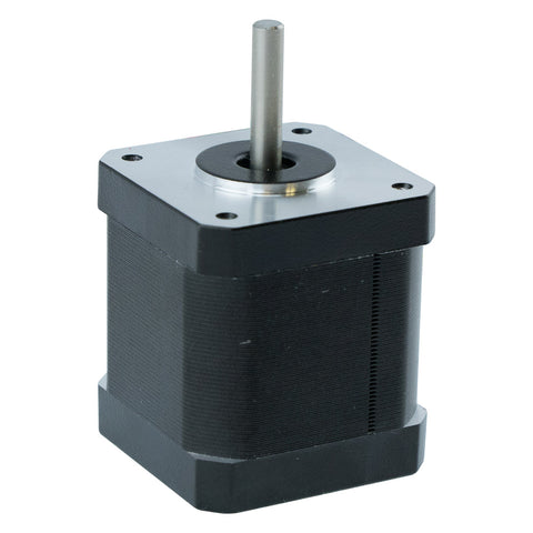 NEMA 17 Stepper Motor 0.9 degree 76oz-in 2A 5mm Shaft w/flat