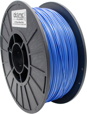 1.75 mm Pearlescent Pearl Blue PLA Atomic Filament 1kg Spool