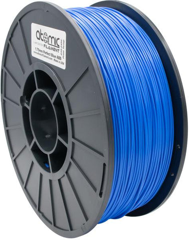 1.75 mm Perfect Blue PLA Atomic Filament 1kg Spool