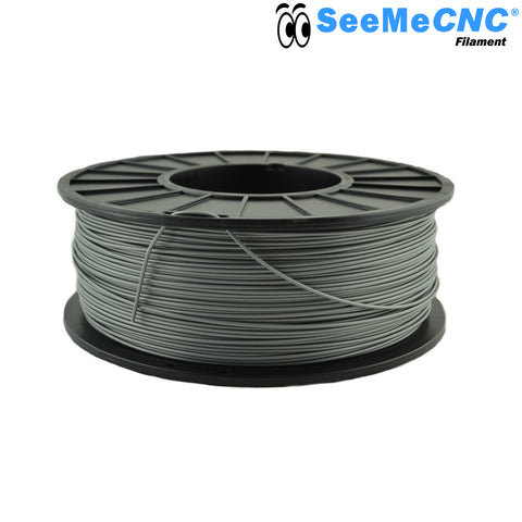 1.75 mm Platinum Silver PLA 3D Printer Filament 1kg