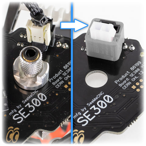 SE300 Power Connector Upgrade Kit