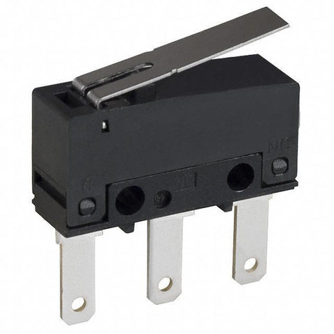 SPDT Micro Switch Lever (endstop)-Electronics-SeeMeCNC