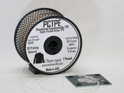 Taulman 1.75mm PCTPE 1lb Spool-Filament-SeeMeCNC