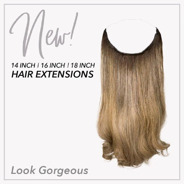 Premium Hair Extensions - Look Gorgeous