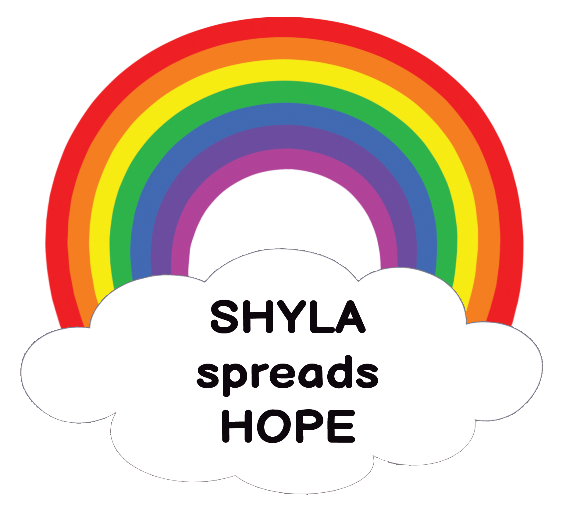Shyla Spreads Hope
