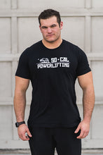 Load image into Gallery viewer, Unisex SoCal Powerlifting Base Tee