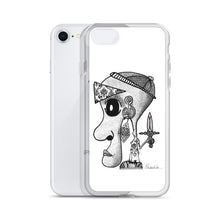 "Load image into Gallery viewer, ""Mon monsieur 001"" - iPhone Case"