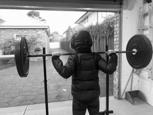 Lifting big in your garage gym: top 5 tips to stay motivated