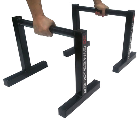 Large Parallettes Dip Bar