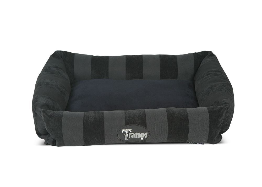 Tramps Aristocat Lounger Black - Beavers Pet Products