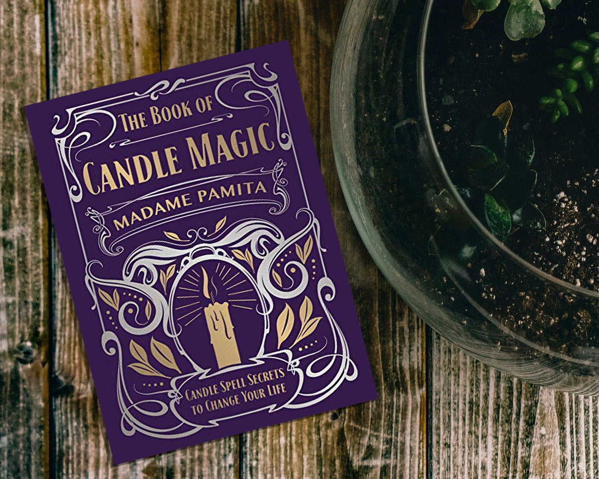 Book - Book of Candle Magic, The