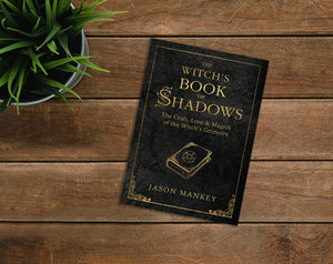Book - Witch's Book of Shadows, The