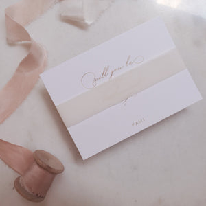 Bridesmaid Cards Set (II)