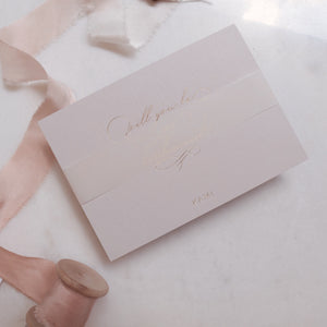 Bridesmaid Cards Set (I)