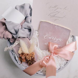 Bridesmaid Box (I)