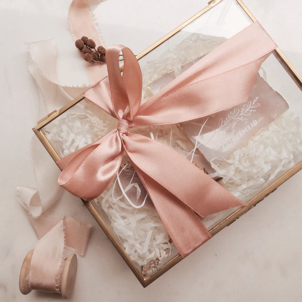 Bridesmaid Box (II)