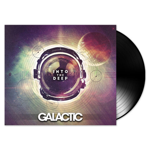 Galactic - Into the Deep LP