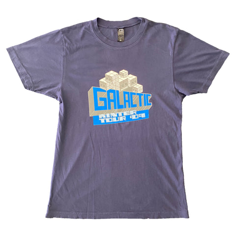 2009 Unisex Winter Tour T-Shirt