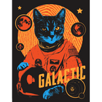 Astro-Cat Poster - SIGNED