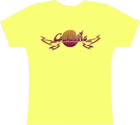 Girls Lemon Baby T-Shirt