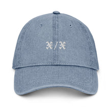 Load image into Gallery viewer, X/X DENIM HAT