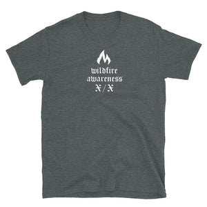 WILDFIRE AWARENESS TEE